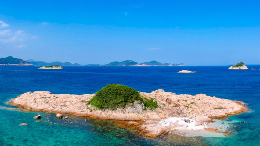 Personal Sea Taxi - Green Egg Island