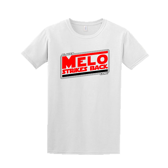 Melo Strikes Back (Team Edition Colorways) Tee