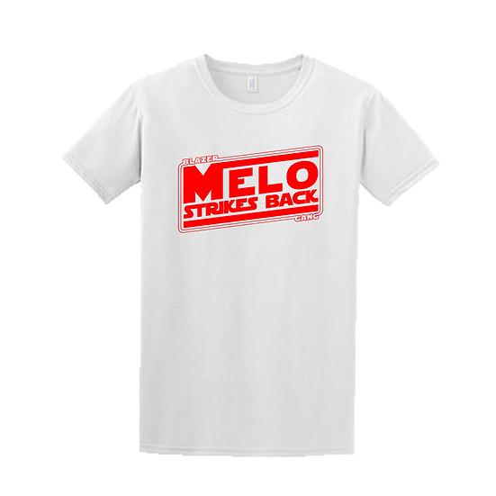 Melo Strikes Back (Team Edition) Tee