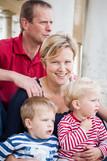 Family photographer - Stoke Newington - London