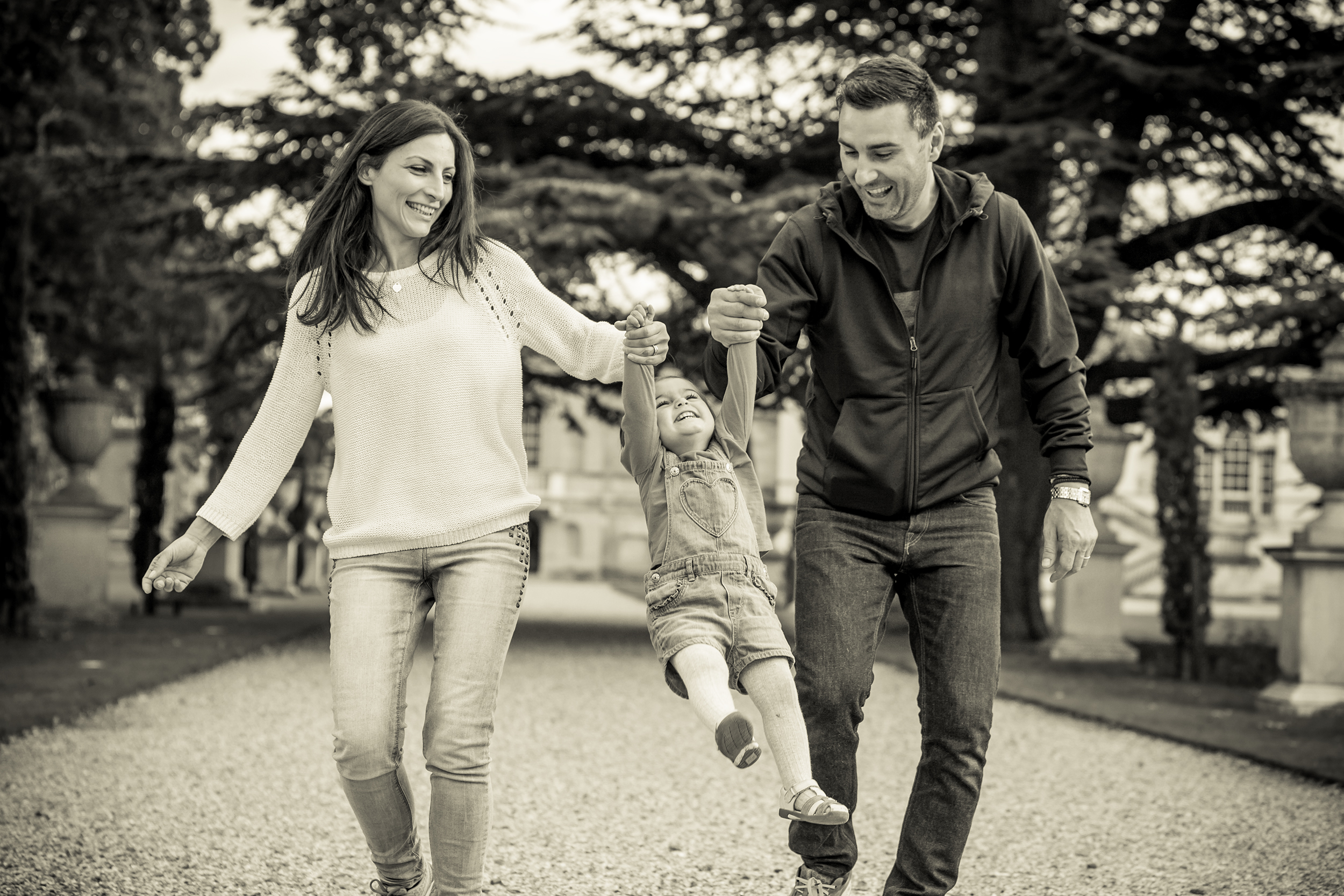 Location family photoshoot