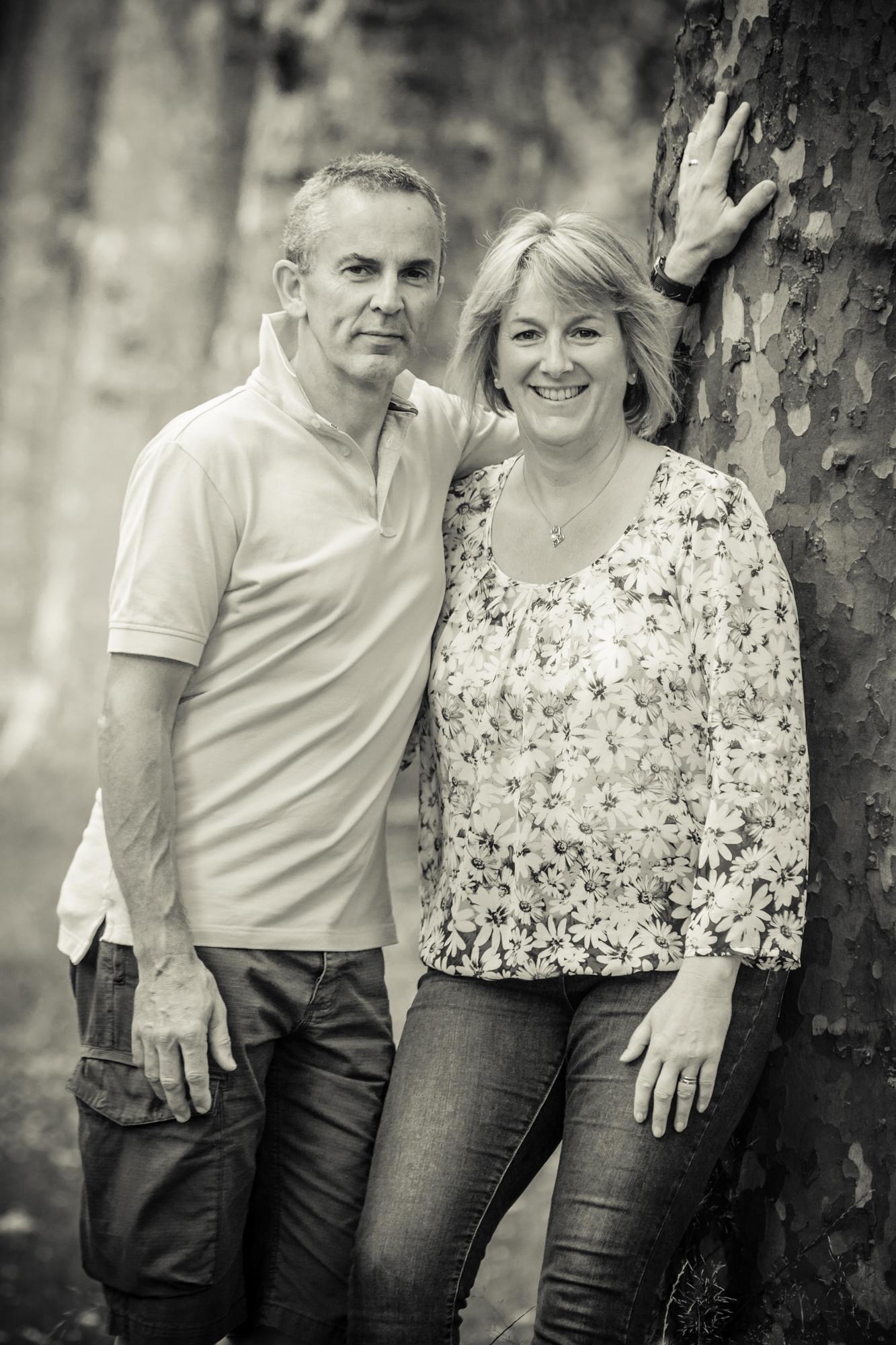 Doting Dad - Portrait photographer