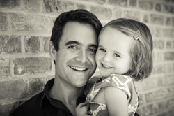 Doting Dad - Family photography