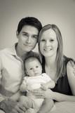 Newborn baby photo session Islington, London.