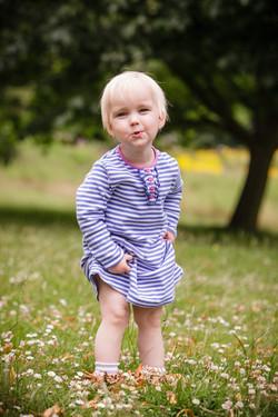 Doting Dad kids children photography
