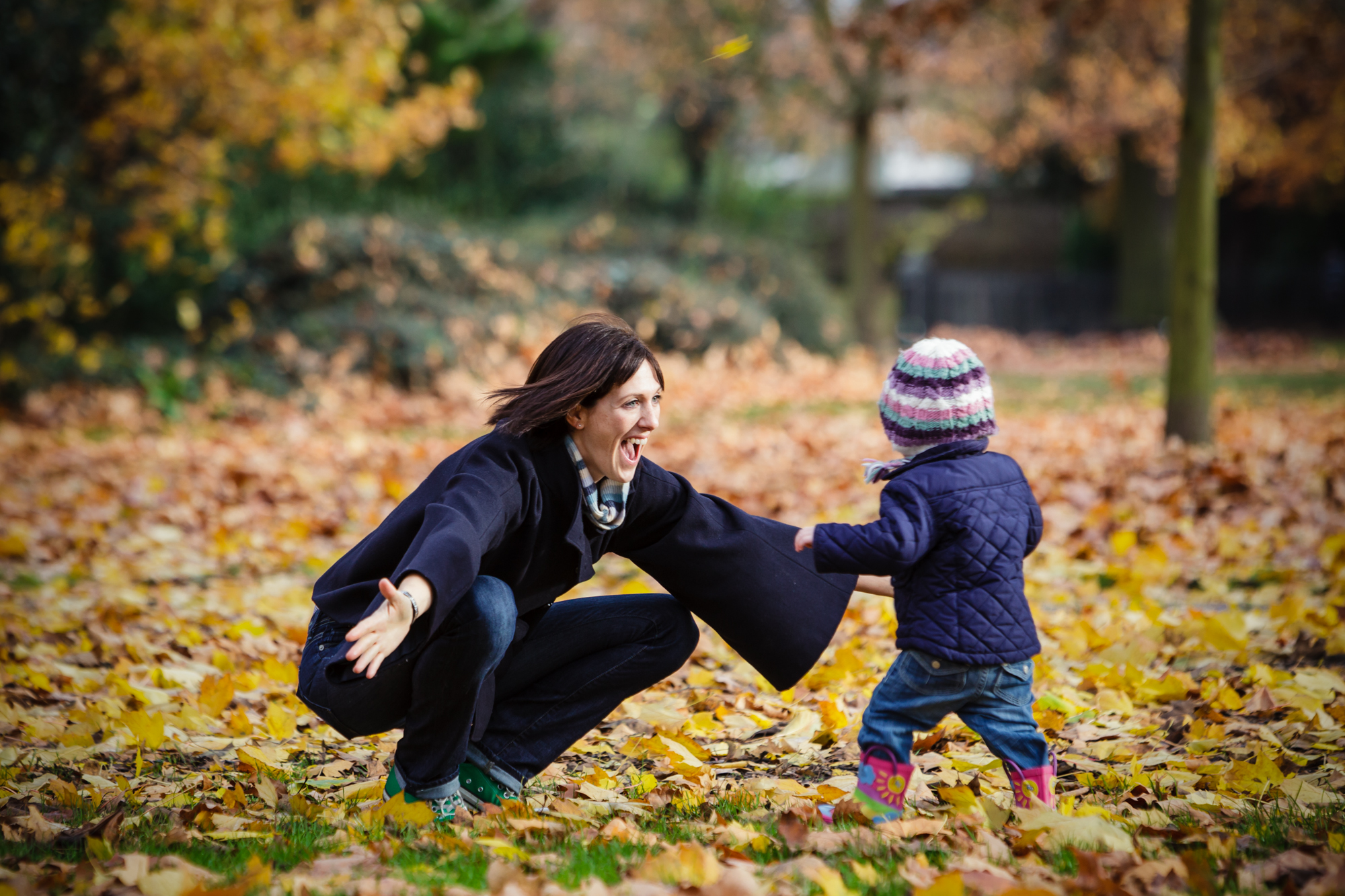 Family photography, Gunnersbury Park