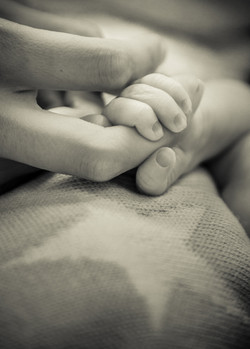 Doting Dad - Baby photography