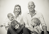 Family portraits at home | London