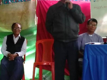 A prayer request for Mro people in Myanmar for construction a church