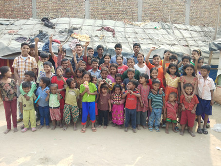 Prayer Request for the Rohingya Christian Refugee children