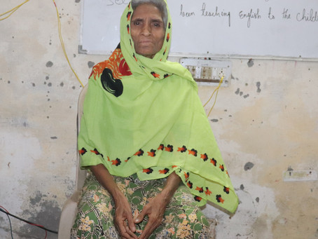Testimony of Salma Khatoon, a Rohingya Christian