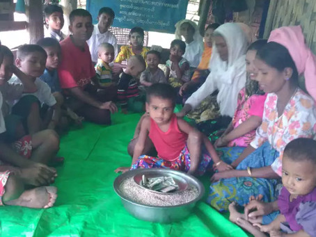 A Prayer Request for the Rohingya Christian in Myanmar