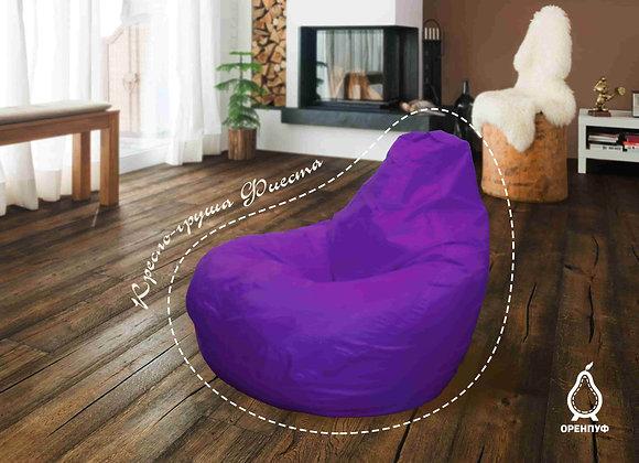 Кресло-груша Фиеста - Фиолетовая