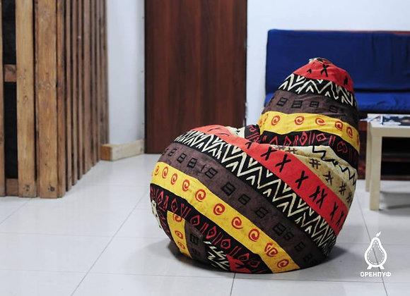 Кресло-груша Африка