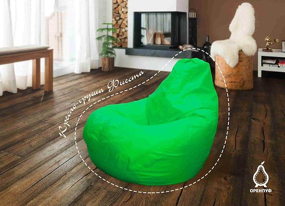 Кресло-груша Фиеста - зеленая
