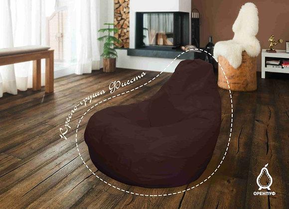 Кресло-груша Фиеста - Коричневый