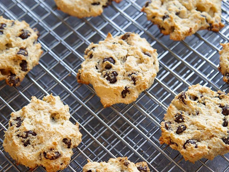 Chocolate Chip Spice Cookies
