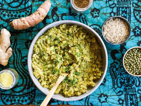 Healing Quinoa Kichari
