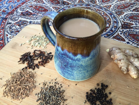 Easy Healing Chai for Two