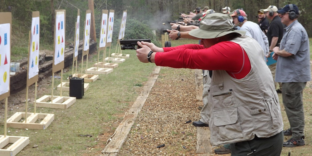 NRA Range Safety Officer Course