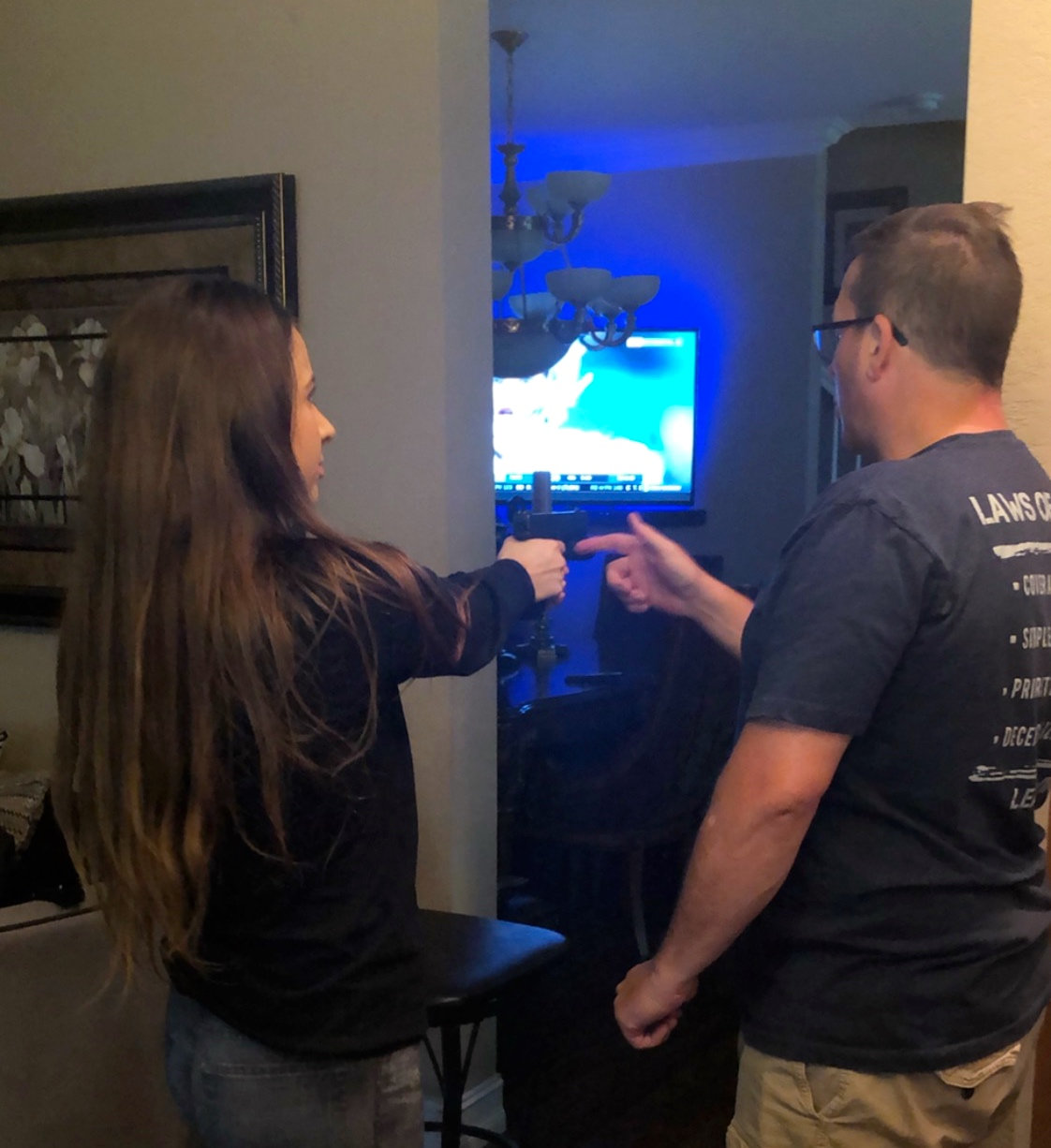 In-Home Firearms Training