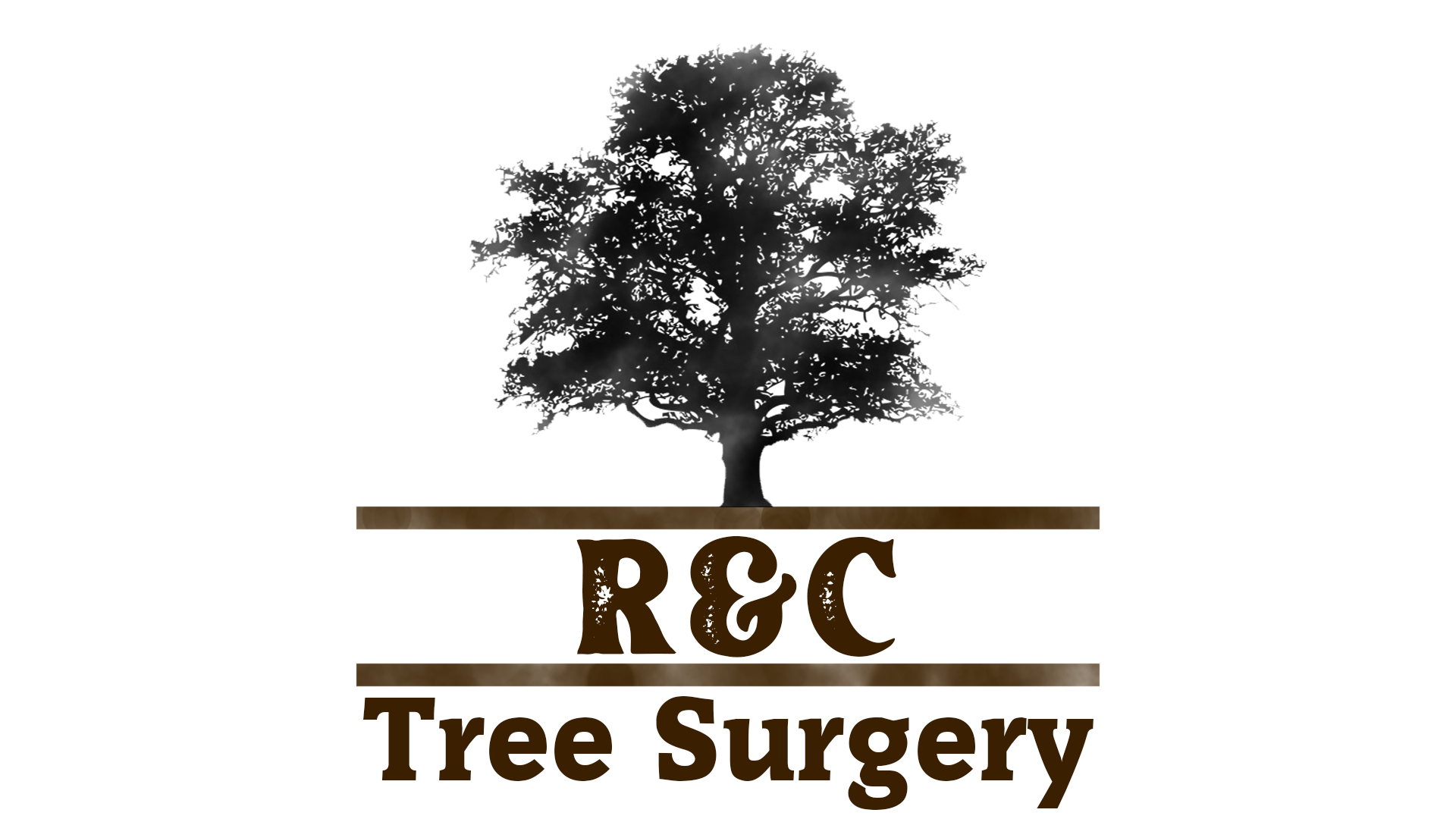 R&C Tree Surgery logo