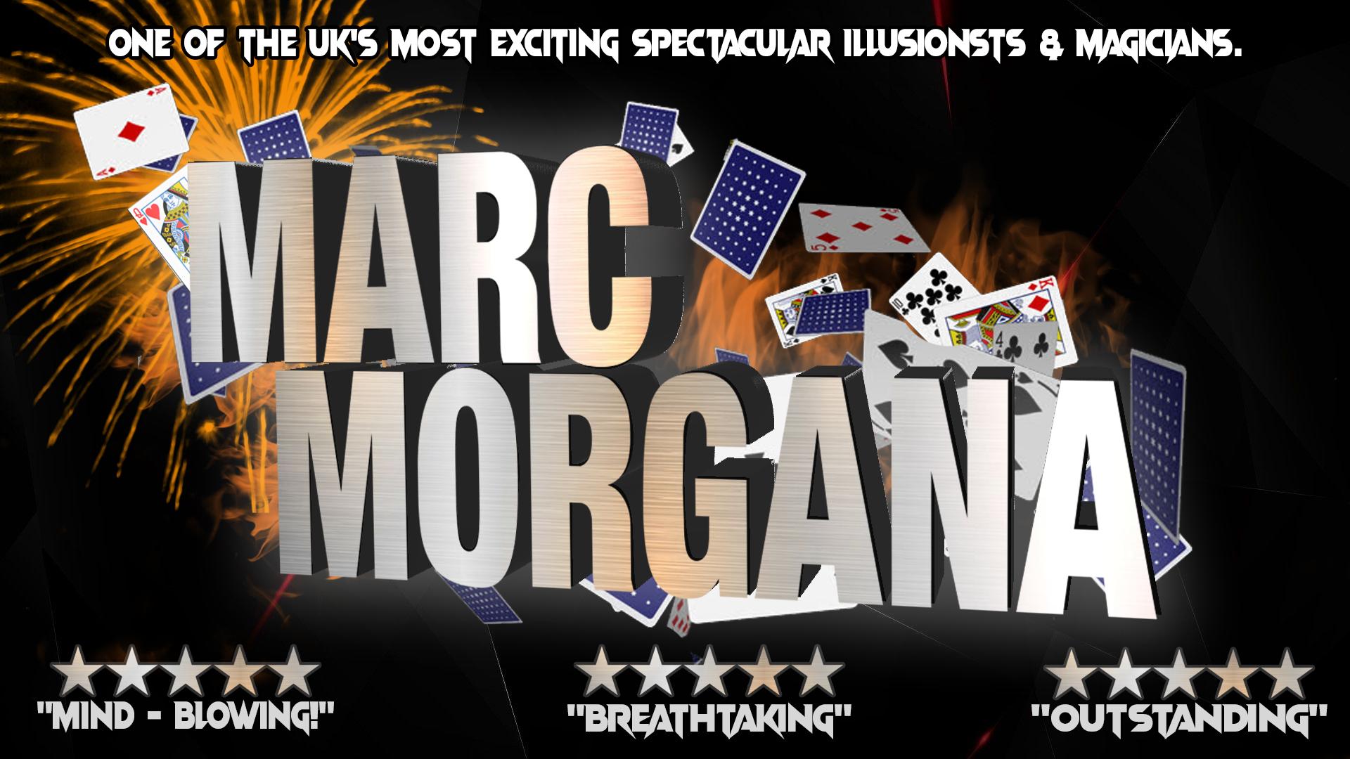 Marc Morgana Logo