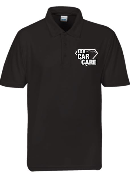 L&R Polo Front