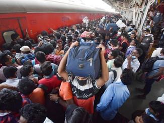 जिस ट्रेन में मधुबनी के इतने संक्रमित, उसी ट्रेन से दरभंगा उतरने वाले एक भी यात्रियों में कोरोना नही