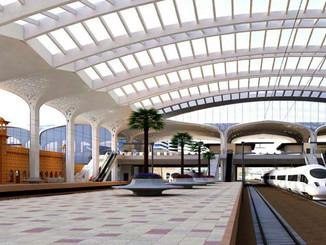 दरभंगा जंक्शन होगा हाई-टेक, यात्रियों को मिलेगा वर्ल्ड क्लास सुविधाओं का लाभ।