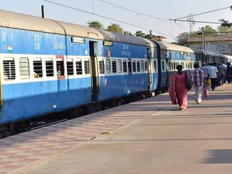 नई दिल्ली-दरभंगा समेत इन ट्रेनों का रूट डायवर्ट एवं समय परिवर्तित।