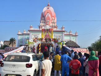 दरभंगा में दिनदहाड़े कंकाली मंदिर के पुजारी की गोली मारकर हत्या।