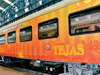 खुशखबरी! बिहार के इस रूट से दिल्ली के बीच जल्द ही तेजस एक्सप्रेस ट्रेन का परिचालन शुरू।