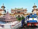 भारत और नेपाल को रामायण सर्किट से जोड़ने की तैयारी तेज, जनकपुर अयोध्या सीधे जुड़ेंगे रेल मार्ग से।
