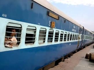 दरभंगा-समस्तीपुर रेलखंड पर ट्रेन परिचालन शुरू होते ही मिली यात्रियों को राहत।