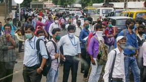 बिहार में लॉकडाउन, संक्रमण के आंकड़ों ने बढ़ाई चिंता।