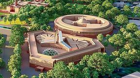 देश का नया संसद भवन, जिसकी इमारतें होगी बेहद ही खास।
