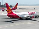 Spicejet की गुजरात के लिए सीधी विमान सेवा इन दिनों से होगी शुरू, यात्रियों को सहूलियत।