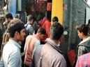 इस वक्त दरभंगा की बड़ी खबर- दिल्ली से दरभंगा आने वाली बस हुई दुर्घटनाग्रस्त।