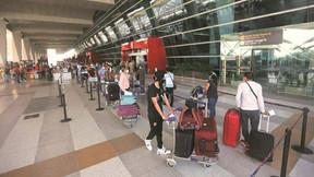 दिल्ली एयरपोर्ट से हवाई यात्रा करने वाले यात्रियों के विशेष सूचना।