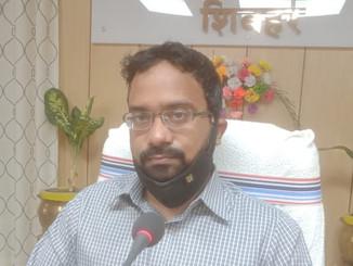 शिवहर के DM सज्जन राजशेखर ने अपनी पत्नी और सास के खिलाफ दर्ज कराई FIR