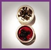 Desserts - Oreo & Blueberry Cheesecake.J