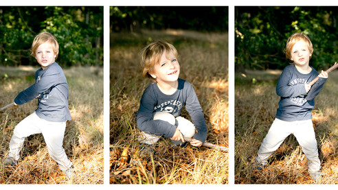 Podzimní focení - Září 2014