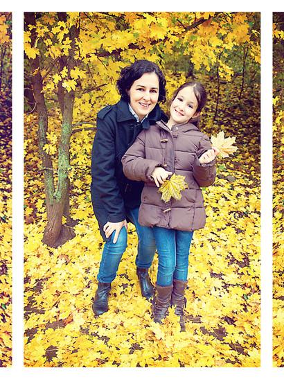 Podzim 2014 - rodinné foto