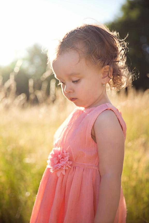 Další krásná malá slečna