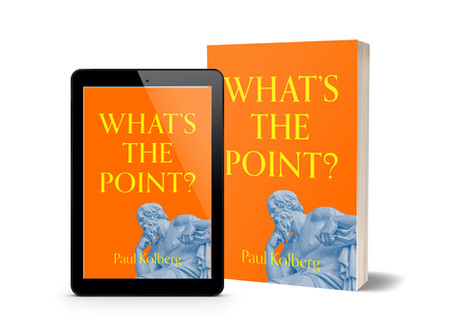 [New Release] 'What's the Point? Finding Hope in a Crisis' OUT NOW