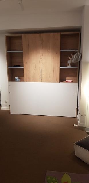 Horizontal Wall Bed