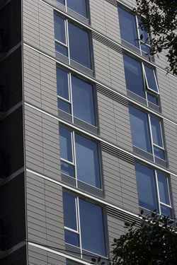 Architectural Rainscreen Systems
