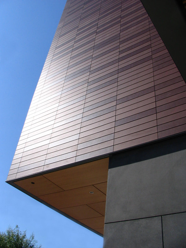 Terracotta Cladding Rainscreen