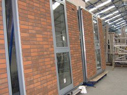 brick exterior wall cladding